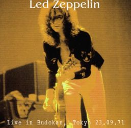 Led Zeppelin 1971.09.23 [Audio-CD] передник