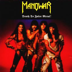 Manowar 1987.05.23 [Audio-CD] передник