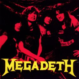 Megadeth  [Audio-CD] передник