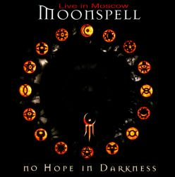 Moonspell 2002.01.25 [Audio-CD] передник
