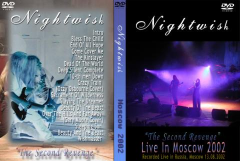 Nightwish 2002.08.13 [DVD]