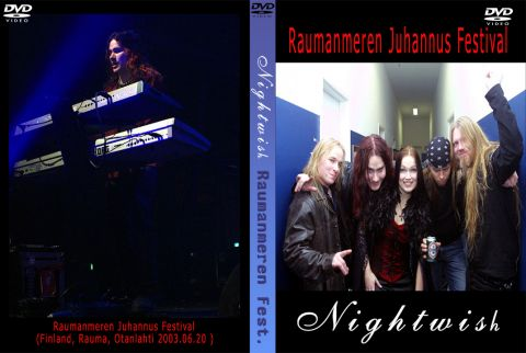 Nightwish 2003.06.20 [DVD]