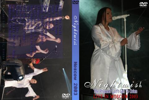 Nightwish 2003.09.27 [DVD]