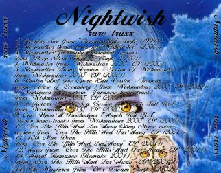 Nightwish  [Audio-CD] задник