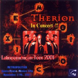 Therion 2001.11.11 [Audio-CD] передник