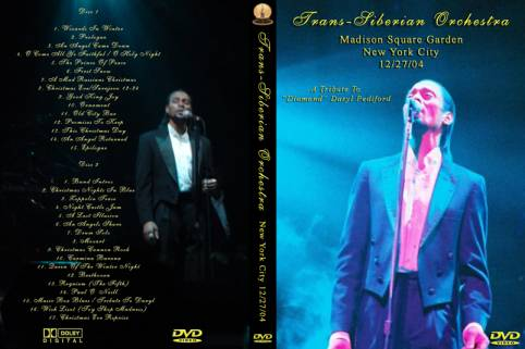 Trans-Siberian Orchestra 2004.12.27 [DVD]