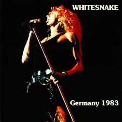 Whitesnake 1983.03.03 [Audio-CD] передник